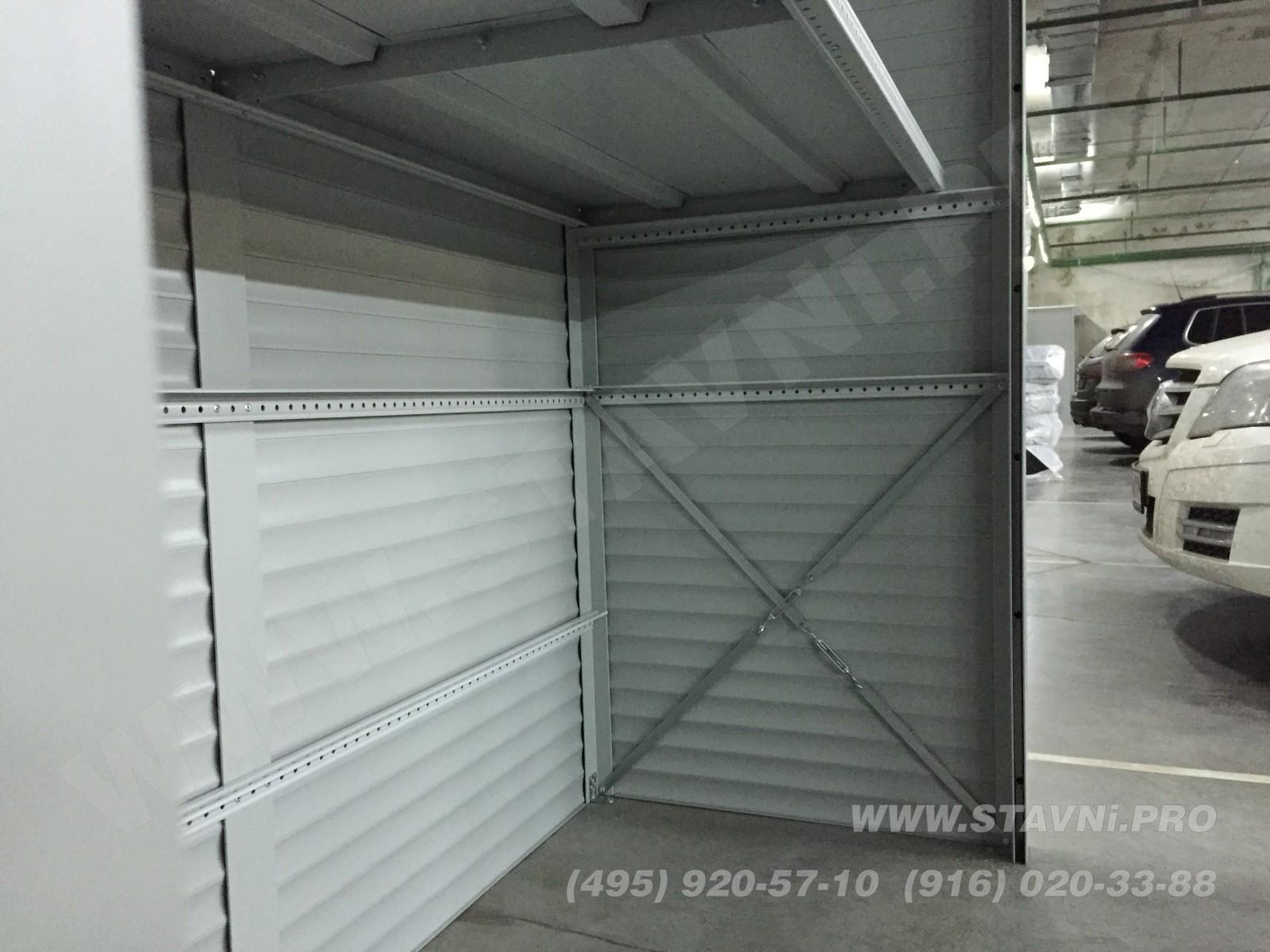 правая боковая стенка шкафа с рольставнями