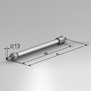 Механическая рулонная решетки с пружинным механизмом