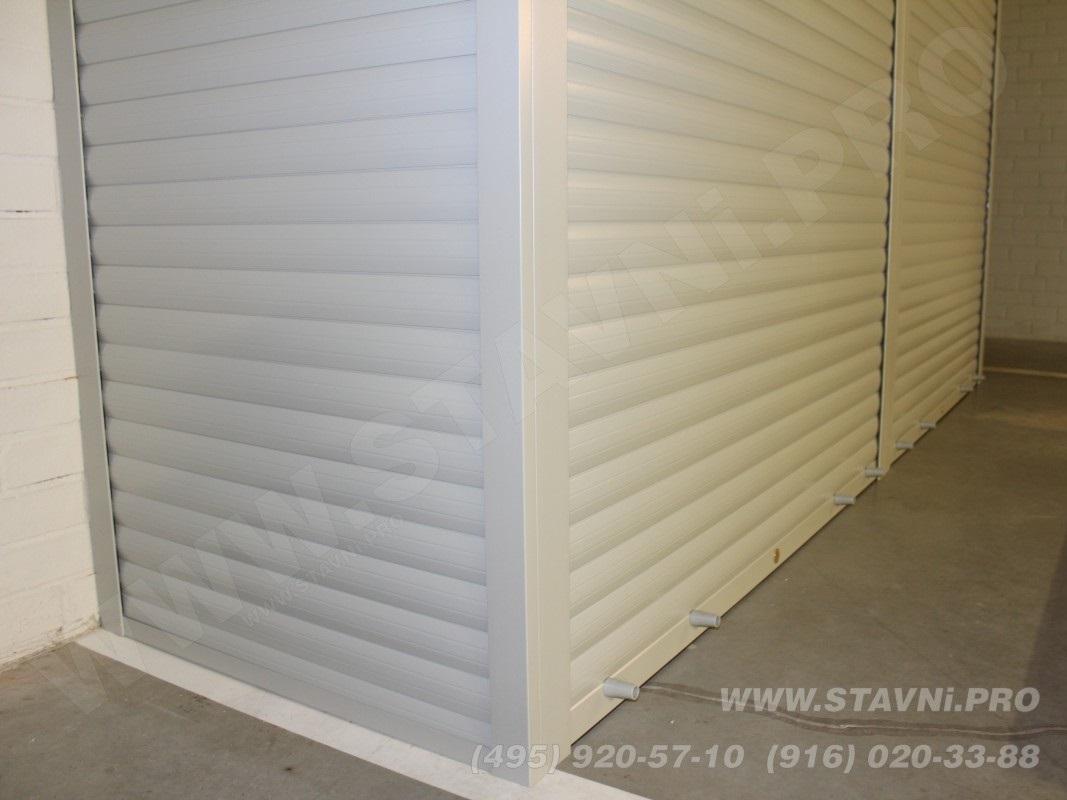 Роллетный шкаф в ЖК Садовые кварталы мм-079