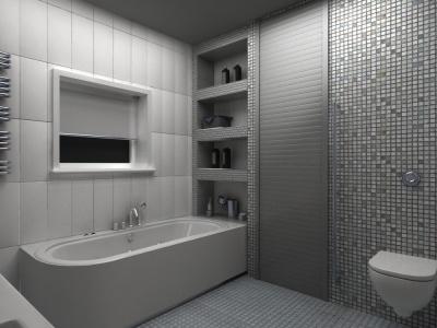 Ставни для ванной комнаты