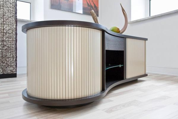 Мебельные жалюзи Rehau Rauvolet для шкафов, ниш и санузла