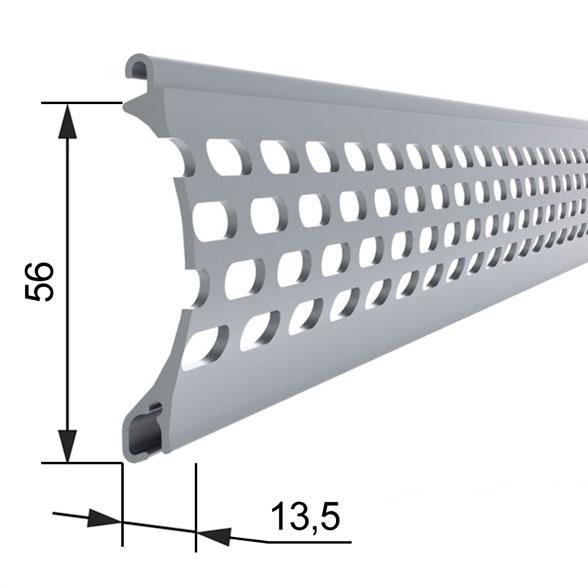 Профиль AEG56/P роллетной решетки