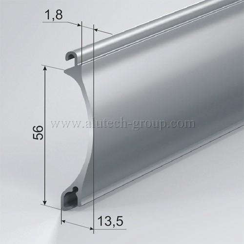 Профиль AER56 роллетной решетки