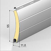 Визуально защитные рольставни для окон и дверей из легкого профиля PD55mN