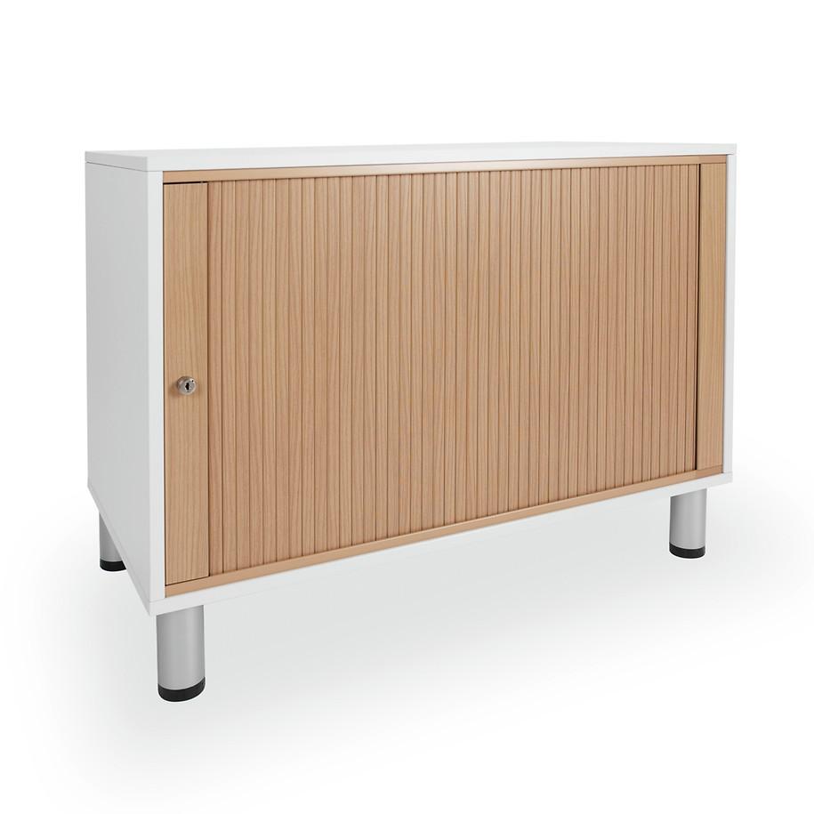 Шкаф с накладными направляющими серии TOP BASIC
