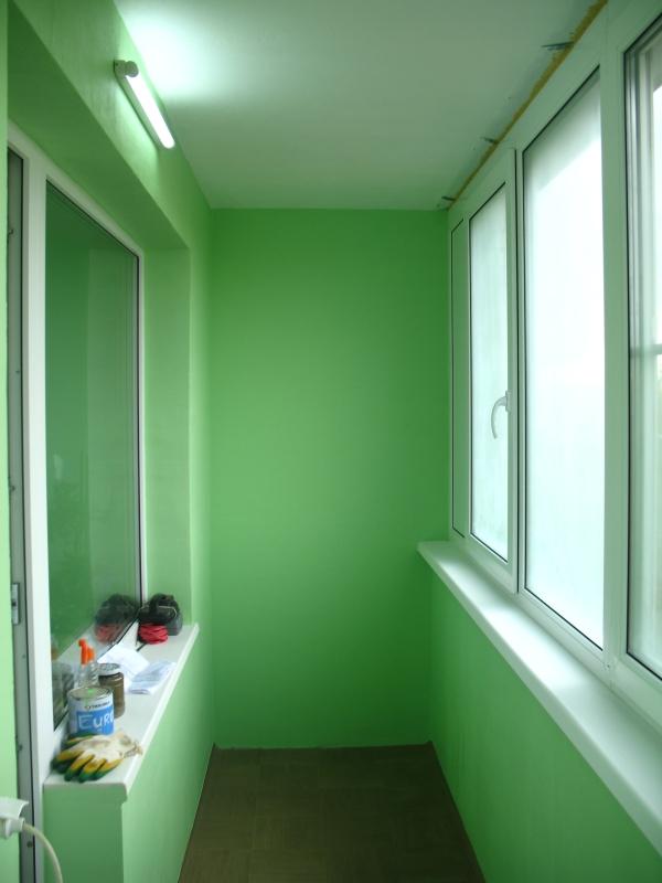Мебельная роллета для шкафа на балконе в Нахабино