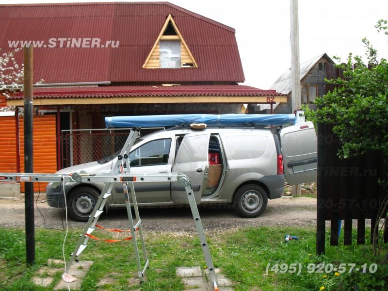 установка рулонных ворот в истринском районе