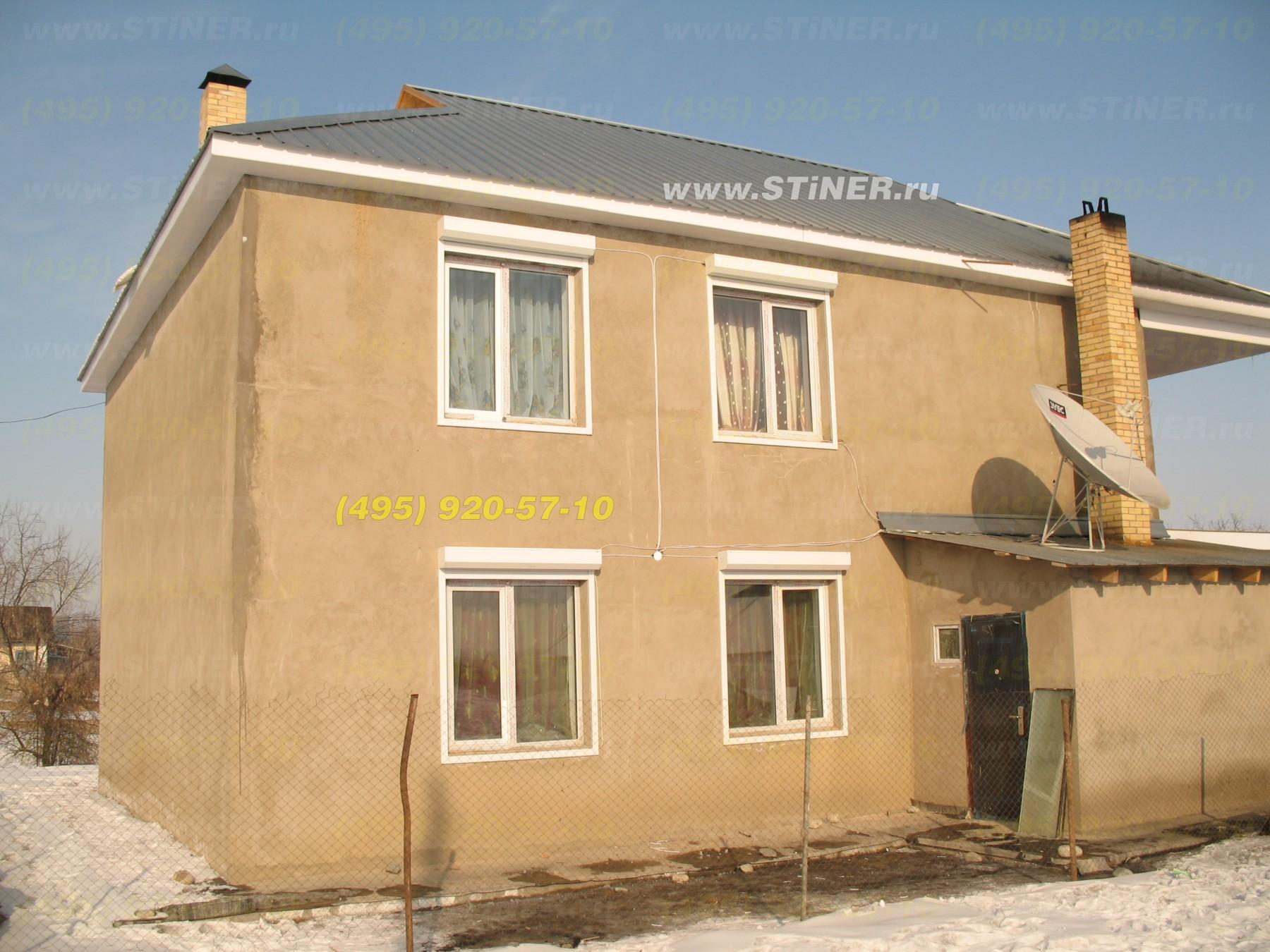 Роллеты на окна и двери с электрическим мотором и групповым управлением с монтажом в Московской области