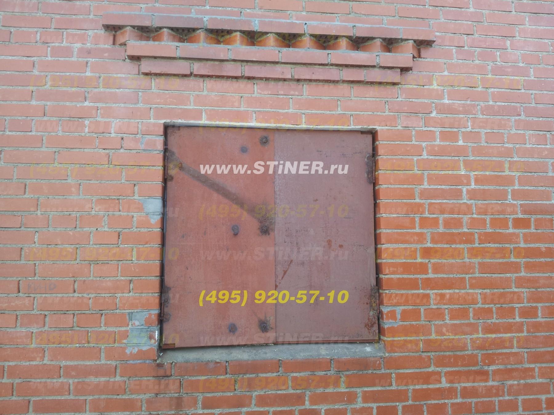 Антивандальные роллеты для защиты окон дачи в Московской области