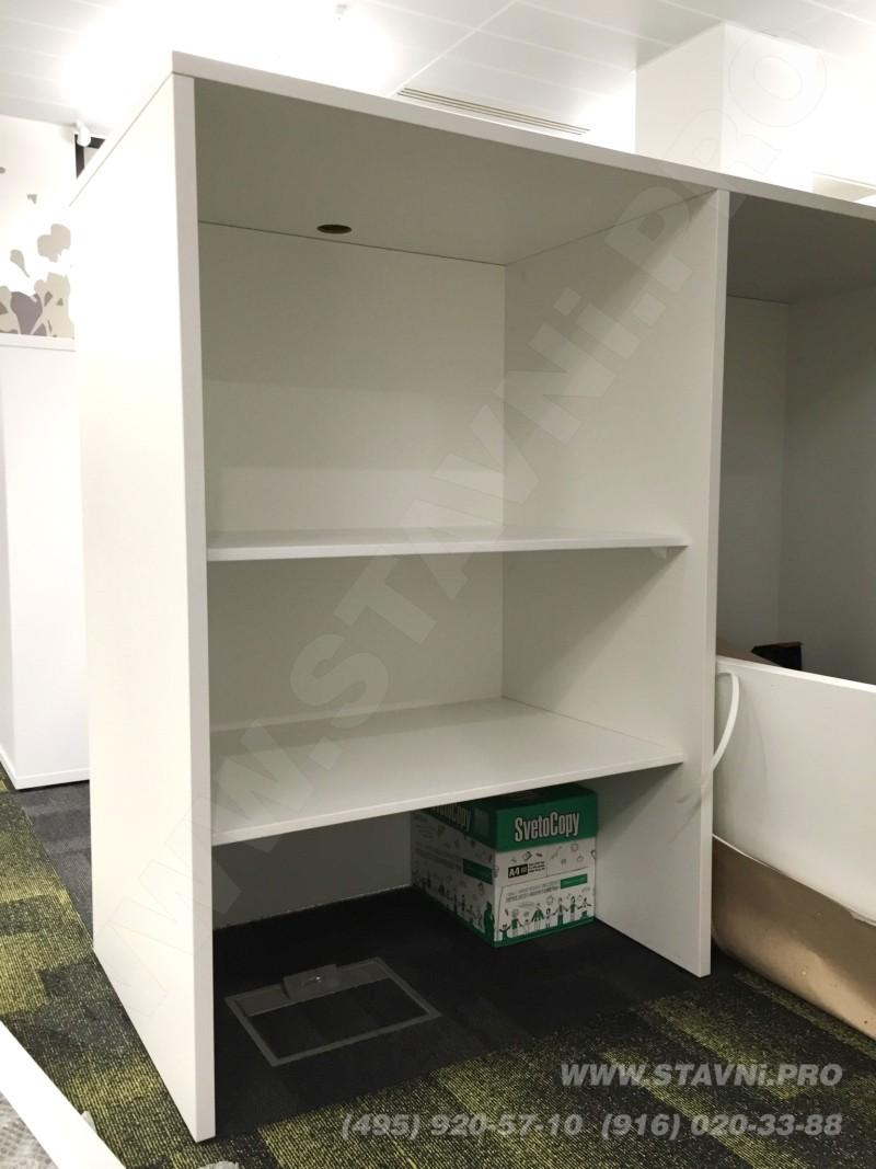 Пустой шкаф из ЛДСП