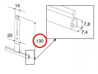 пружина тяговая alutech-ss1301